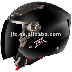 2014 ABS material anti-fog visor helmet double helmets open helmets OP-02