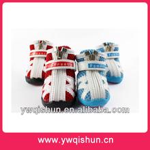 Wholesale Qishun Big Size Dog Shoes Pet Shoes For Rabbits Sandals Summer Non-slip