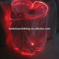 2014 latest items highly great effect fiber optic magic colorful ice bucket led decorative ice buckets illuminated ice bucket