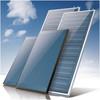 Flat plate solar water heater project