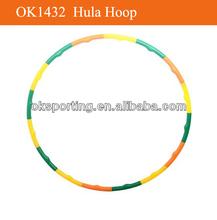 Magnetic/massage/pulley/massage detachable hula hoop