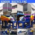 kooen fabrication pe pp sacs de film plastique machine de meulage moulin