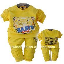 2014 newborn baby clothing organic cotton new arrivals kids clothing