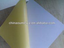 self-adhensive pvc lamination sheet
