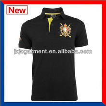 Wholesale new model t shirts camisetas 100 polyester polo shirts in china