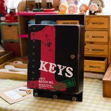 zakka groceries do the old retro style metal wall hook key Cartridge C1230