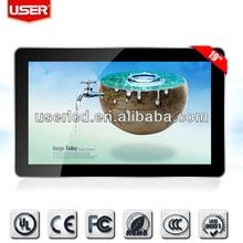 19,22,26inch ipad design,digital signage player