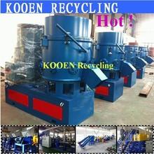 KOOEN advanced technology pe pp film plastic agglomerator