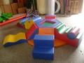 Garderie jouets, garderie jouets mous, garderie jouets à l'intérieur