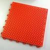 PP Interlocking sports flooring Double layer Orange
