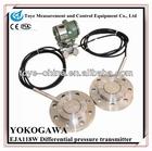 YOKOGAWA flange mount wireless differential pressure transmitter 4-20ma