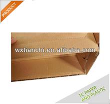 3 inches paper core Inside diameter pvc transparent film for food wrap plastic packaging film