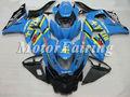 Del mercado de accesorios personalizados abs kit de carrocería carenado abs de calidad de la motocicleta carenado para suzuki gsxr 1000 k9 2009-2010