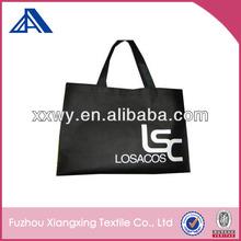 Customized Purple Shopping Non Woven Bag