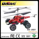 UDIRC infrared 3CH amphibious vehicle U821