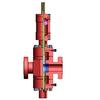 Hydraulic gate valve