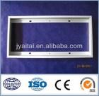 hot selling popular aluminuim frame for pv solar module,aluminium extrusion solar mounting,solar module frame