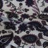 Cotton spandex printed shirt fabric