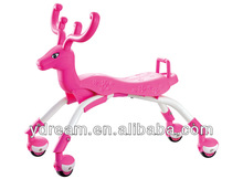 2014 new design Pewi Pink Ride-On - Ride-On Toys by YBIKE