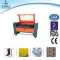 co2 laser máquina de corte para o acrílico madeira mdf papel tecido preço com corte a laser do sistema
