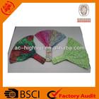 BSCI colorful stretch headbands/bandana with customized logo