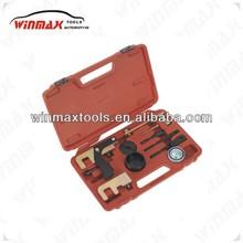 Wholesale plastic box car repair engine timing tool case set