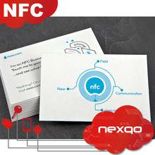 Printable Blank NFC Card