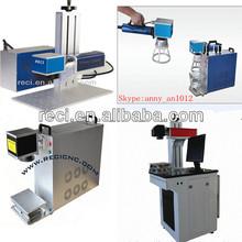 Fiber laser marking machine for pigeon ring
