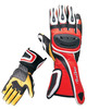 Quality mens Motorbike Racing Gloves / Sports gloves