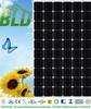 250W Mono solar panel TUV MCS CEC A grade in china