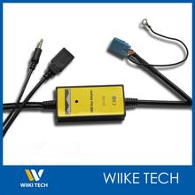 Wiiki-Tech high quality MP3/WMA decoder usb car audio adapt