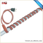 110v 12v dc battery power operated drain pipe heaters