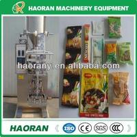 Sunflower Seed Packing Machine From Hao Ran Machinery Equipement
