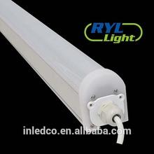 High power led waterproof light fixture ip65 cable linkable Supermarket Lighting