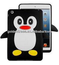 silicon case for ipad mini, Funny design case, case for baby