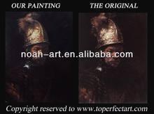 handmade Rembrandt Van Rijn copy painting of famous artist