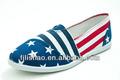2014 nuevo modelo plano valcanized los hombres zapatos, causal de lona zapatos de los hombres