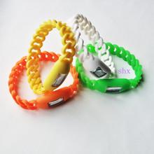 silicone promotional bracelets DIY amazing products