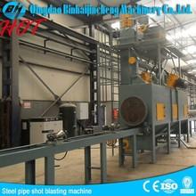 Interior de tubos de acero de equipos de pulverización para el removedor de óxido