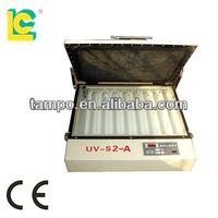 Desktop unit plate exposure machine UV-S2-A