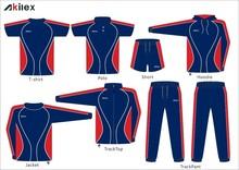 Nuevo diseño de la alta calidad de encargo rugby vestido