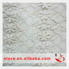 Indian lace wholesale embroidery cotton flower design lace saree fabric