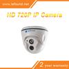 Support ONvif ,IR distance, P2P ,cellphone ip dome camera/indoor IP camera