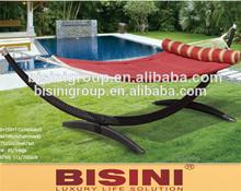Rattan hammock stand (BF10-R650)