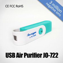 Latest Electronic Products in Market Air Purifier USB Ionizer