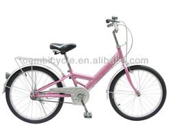 China made 24inch cheap steel retro city bike utility bicycle girls bike