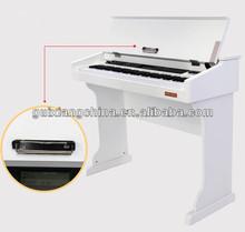 fashion digital grand upright piano China with 61key