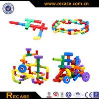 Promotional DIY Brick Toys, Plastic Block Enlighten Games