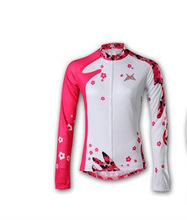LADY Cycling Jacket /women long sleeve cycling suit