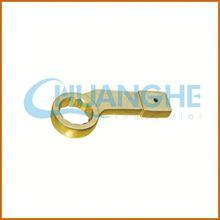 china manufacturer high-performance bent handle single box wrench/ben